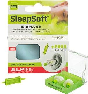 Alpine SleepSoft 2015 Tappi per Orecchie per Dormire