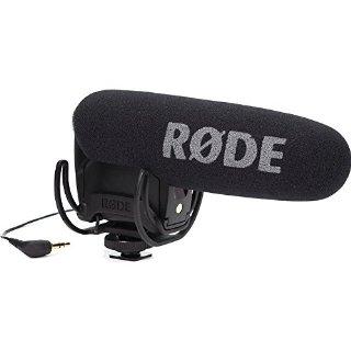Rode VideoMic Pro Microfono Direzionale per fotocamere DSLR, Videocamere e registratori audio portatili, Nero/Antracite
