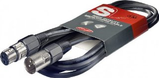Stagg XLR to XLR Microphone Cable - 3m