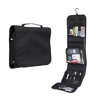 Recensioni dei clienti per Toeletta borsa da viaggio (kit aereo) Walden, per essere sospeso. Nero Modello Uomo / Donna. | tripparia.it