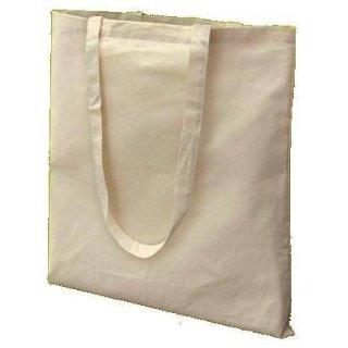 Recensioni dei clienti per Borse in cotone monocromatico manico lungo 10 pezzi - Ideale per la pittura tessuto | tripparia.it
