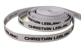 100 Etichette abbigliamento personalizzate (termoadesive - ferro)