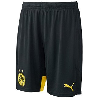 PUMA, Pantaloni corti BVB Uomo, con s...