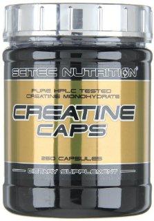 Recensioni dei clienti per Capsule di creatina - 250 capsule - Scitec Nutrition | tripparia.it