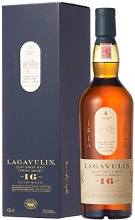 Lagavulin - invecchiato 16 anni - Single Malt Scotch Whisky