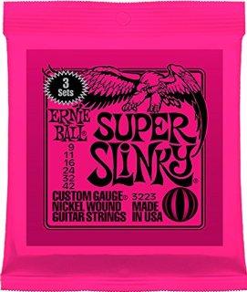 Commenti per Ernie Ball 3223 Super Slinky 3 PACK 9-42