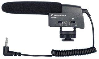Commenti per Sennheiser MKE 400 Video Mini microfono direzionale per videocamere
