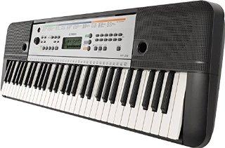 Recensioni dei clienti per Yamaha YPT-255 della tastiera | tripparia.it