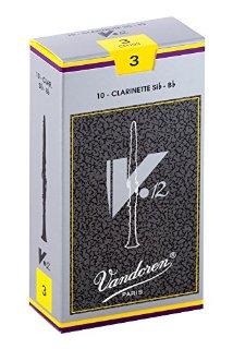 Commenti per Vandoren V12 Boite de 10 Anches Clari...
