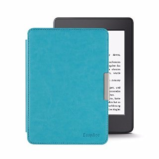 Commenti per EasyAcc® custodia in pelle per Kindle Paperwhite Cover Case - Kindle Paperwhite Accessori Custodia Protettiva (blu)