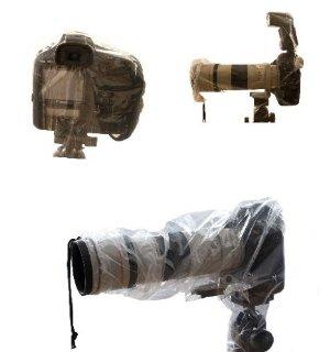 Commenti per Timetrends24/JJC - Set antipioggia per tutte le fotocamere reflex, composto da 2 diverse coperture
