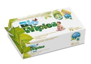 Recensioni dei clienti per Bio Wipies biodegradabili bambino Salviettine - Confezione da 72 | tripparia.it