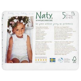 Recensioni dei clienti per Naty da Nature cura del bambino Size 5 pantaloni di formazione (12-18 kg / 26-40 lbs) Eco Pull-On, 20 pantaloni | tripparia.it