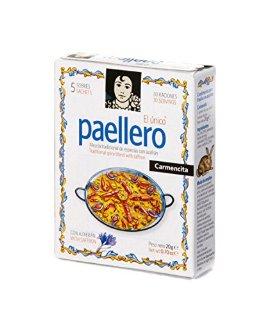 Recensioni dei clienti per Paellero 20g Safran Spagna superiore originale 5 utilizza Carmencita | tripparia.it