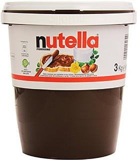 Recensioni dei clienti per 3000 g di cacao crema Nutella | tripparia.it