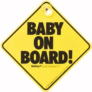 Recensioni dei clienti per Safety 1st Baby on Board Sign | tripparia.it