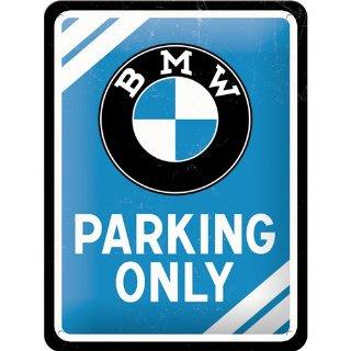 Recensioni dei clienti per Solo Nostalgic Art 26177 BMW parcheggio, blu | tripparia.it
