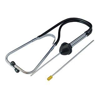 Silverline 154006 -  Estetoscopio de mecánico 320 mm
