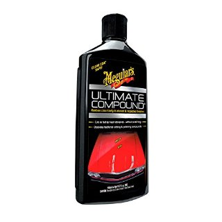 Meguiar's 72986 Ultimate Compound Rimuovi Graffi, Set di 1
