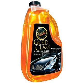Meguiar's 5983 Gold Class Shampoo con Cera e Olii Condizionamenti