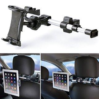 Recensioni dei clienti per Mount poggiatesta | iKross® universale Tablet Auto Car retrattile supporto per il poggiatesta del sedile posteriore per 7 - Tablet da 10.2 pollici - Schwaz | tripparia.it