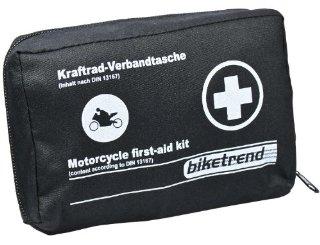 Cartrend - Cassetta pronto soccorso per moto, a norma DIN 13167