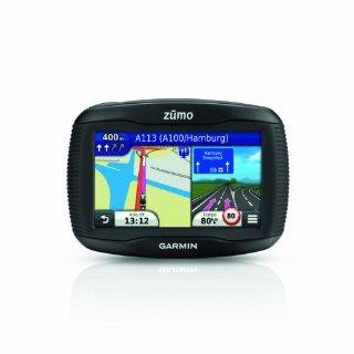 Garmin Zumo 340LM CE Navigatore Auto/Moto, Europa Centrale, Schermo Touch 4.3