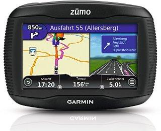 Garmin Zumo 390LM Navigatore Moto Impermeabile IPX7 con Schermo da 4.3