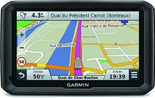 Garmin Dezl 770LMT Navigatore per Mezzi Pesanti, Display Capacitivo da 7