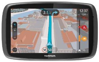 Tomtom GO 5000 EU 45 con Traffico Gratis a Vita, Sempre Connesso e Mappe Gratis a Vita