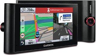 Garmin Nuvicam LMT-D Navigatore Auto con Mappa Europa, Display 6