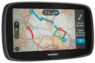 Recensioni dei clienti per TomTom GO 60 (6 pollici) Europa 45 Mapping e la durata del traffico (1FC6.002.01) | tripparia.it