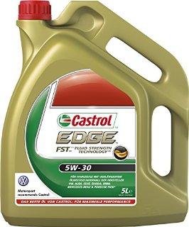 Oli motore per auto Castrol Edge FST 5W30 5 litri