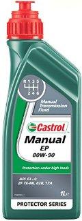 Recensioni dei clienti per Castrol fluido 18965600 trasmissione Castrol EP manuale 80W-90 manuale di trasmissione 1 l | tripparia.it
