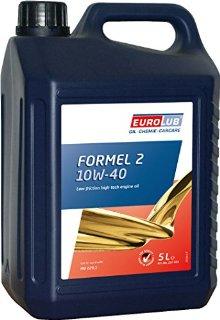 Recensioni dei clienti per EUROLUB olio motore FORMULA 2 SAE 10W-40, 5 litri | tripparia.it