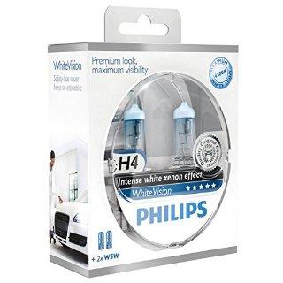 Recensioni dei clienti per Philips lampade alogene PH H455W Vision H4 12V Bianco Set 2 | tripparia.it
