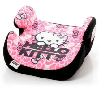 TEAM TEX Topo Comfort Hello Kitty - Rialzo