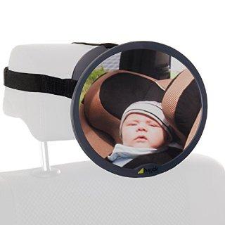 Recensioni dei clienti per Hauck 618.370 specchio per il sedile posteriore Guardami 1 | tripparia.it