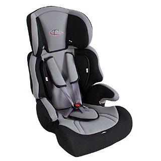 Recensioni dei clienti per Sedile TecTake auto per bambini - Gruppi 1/2/3 peso di 9-36 kg nero / grigio | tripparia.it
