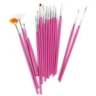 Recensioni dei clienti per Generico - Set di 15 pennelli per unghie, rosa | tripparia.it