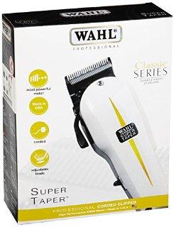 Recensioni dei clienti per Wahl Super Taper - cortapelos Maquina, lame cromate, con accessori | tripparia.it