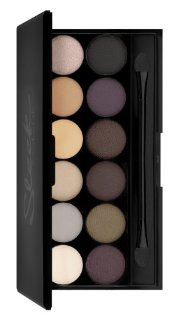 Genuine Sleek Makeup i Divine Eyeshadow Palettes -