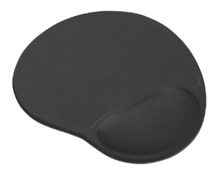 Trust Bigfoot Gel Mouse Pad - nero