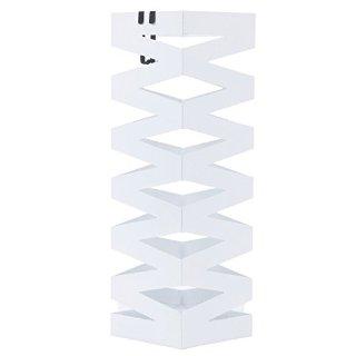 Recensioni dei clienti per Songmics piazza ombrello titolare portaombrelli (49 x 15,5 x 15,5 cm) Bianco LUC16W | tripparia.it