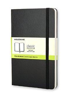 Moleskine - Plain notebook large. Taccuino pagine bianche L