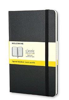 Recensioni dei clienti per Moleskine Notebook Classic, Grande, quadrato, nero, Hard Cover (5 x 8,25) (classici notebook) | tripparia.it