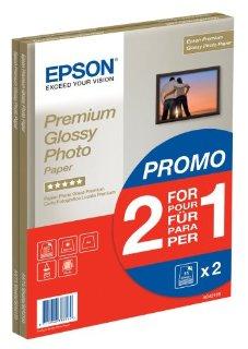 Recensioni dei clienti per Epson C13S042169 Premium fotografica lucida carta inkjet 255g / m2 A4 2x15 foglio pacchetto BOGOF | tripparia.it
