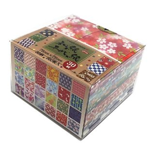 Carta Origami - Box Set di Carta Washi con 30 motivi assortiti (Washi Chiyogami) - 360 fogli