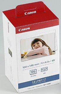 Recensioni dei clienti per Canon KP-108IP cartuccia della stampante e la carta di 100 x 148 mm per Selphy CP Photo Printer serie | tripparia.it