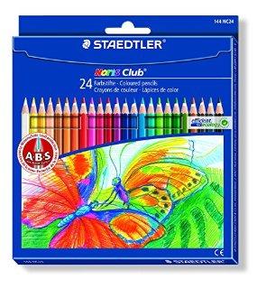 Staedtler Cf24 Staedtler Esagonale Noris Club